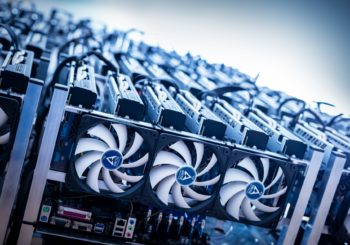 Koparka kryptowalut 6 x AMD RX 580