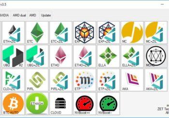 ZetOS – mining OS